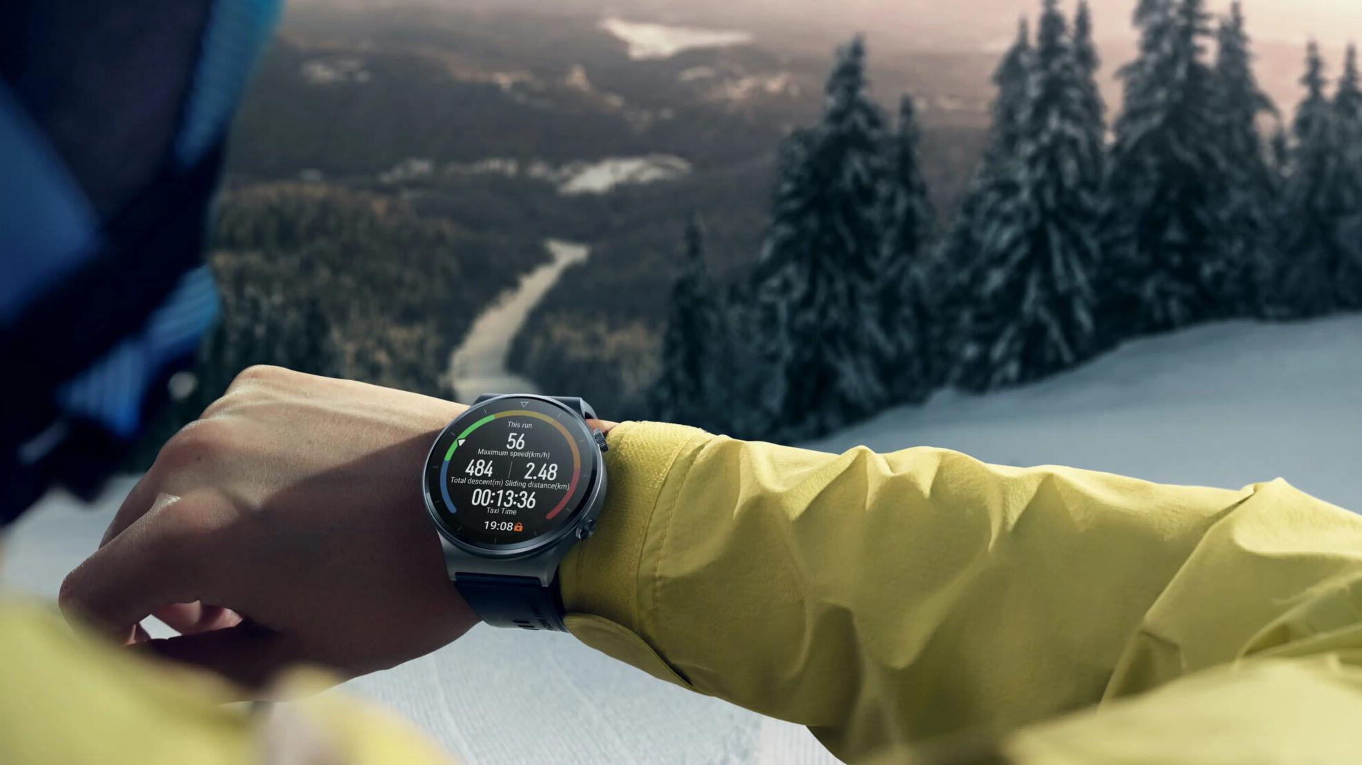 Huawei Watch GT Pro 2