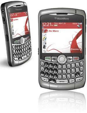 BlackBerry® Curve™ with built-in GPS - MobileSyrup.com