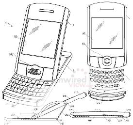 """BlackBerry patents """"a touchscreen within an LCD"""" - MobileSyrup.com"""