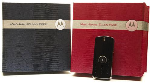 Motorola Continues to Rock Hollywood's Elite - MobileSyrup.com