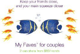 Telus - myfaves couples