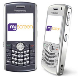 MyScreen opt-in Mobile Advertising