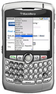 Coldwell Banker goes Mobile