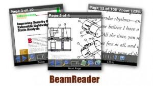 beam reader
