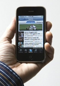 The Canadian Press iPhone App