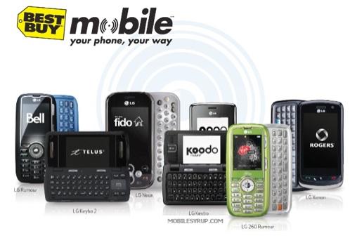 LG Keybo2 - TELUS