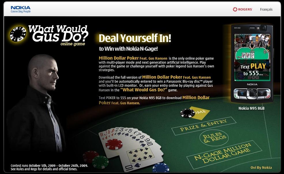Скачать покер онлайн на нокию продам б у игровые автоматы харьков