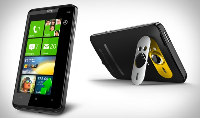 Bell to release the HTC HD7 (Windows Phone 7)
