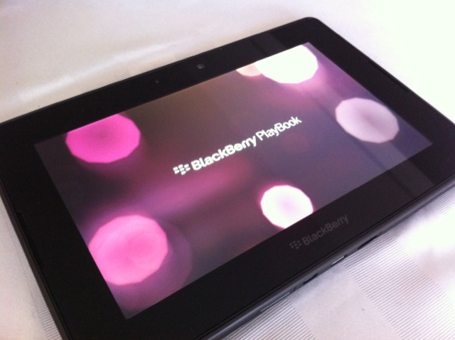 RIM's BlackBerry PlayBook becomes the