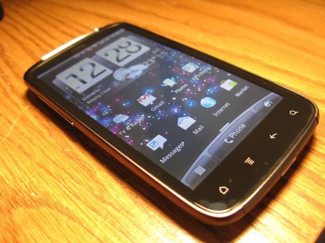 Review: Bell HTC Sensation 4G