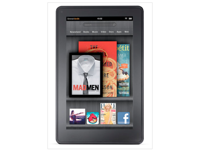Amazon announces Kindle Fire Android tablet for $199 (not ...