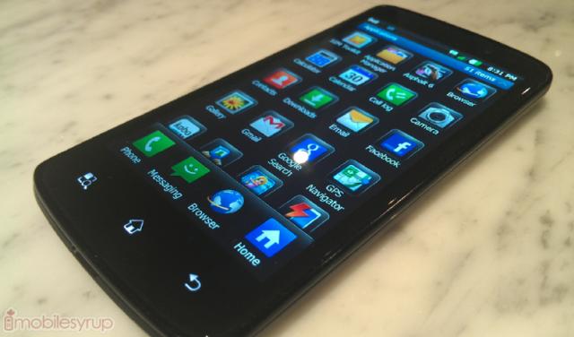 Bell LG Optimus 4G LTE upgrade to Ice Cream Sandwich now