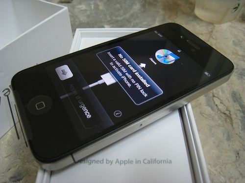 no sim card iphone 5 apple releases second revision of ios 5 0 1 for iphone 4s 7061