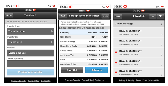 HSBC Canada mobile banking app for iPhone now available | MobileSyrup