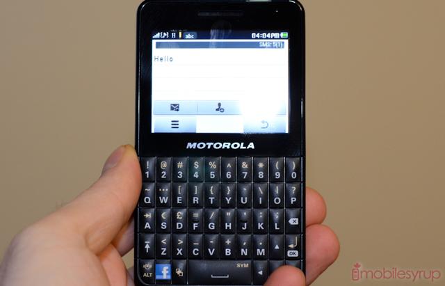 Telus MOTOKEY SOCIAL Review | MobileSyrup