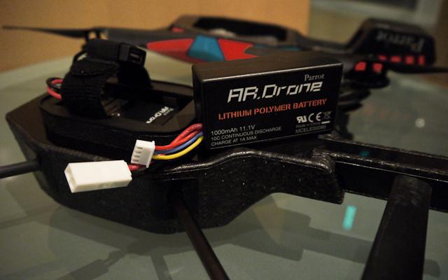 AR.Drone 2.0 Battery