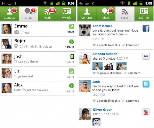 ICQ released for Android - do you remember your number