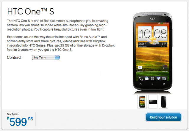htc one s now available in canada mobilesyrup rh mobilesyrup com HTC One XL HTC One XL