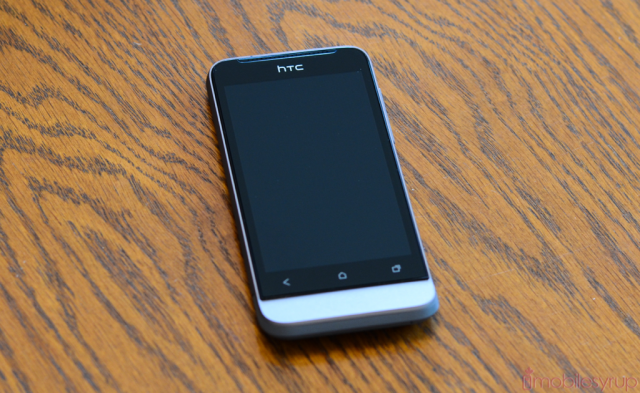 Bell HTC One V Review (Video) | MobileSyrup