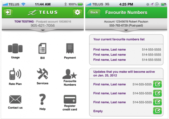 how to call telus from your phone