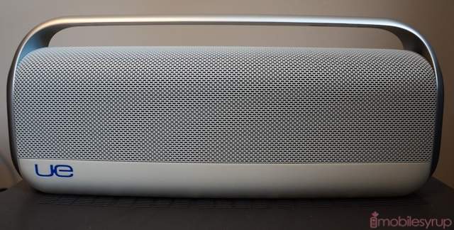 Logitech UE Boombox Bluetooth Speaker Review | MobileSyrup