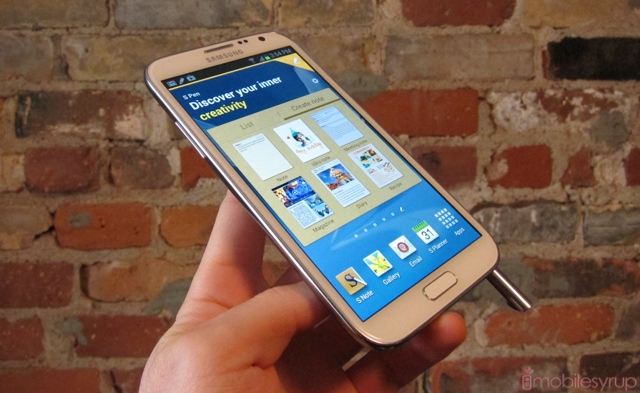 Samsung Galaxy Note 3 specs leak: 5.68-inch 1080p HD display, Android 4.3, 3GB RAM