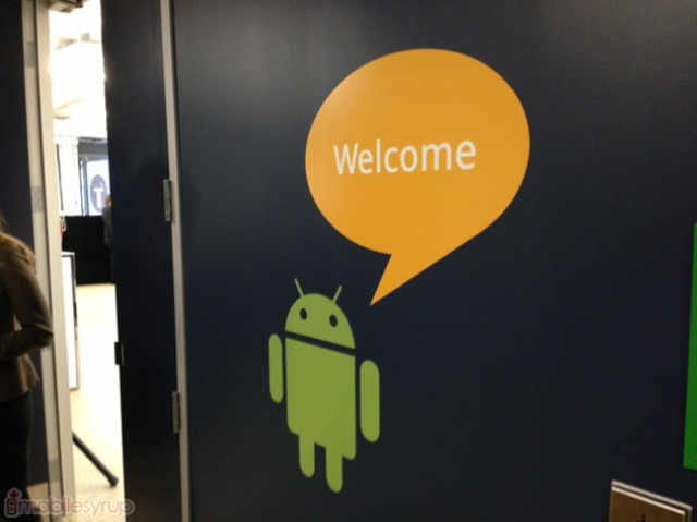 Video: Google Canada's head office has everything you'd