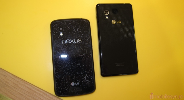 LG unlikely to make the Nexus 5, but wouldn't turn down the opportunity