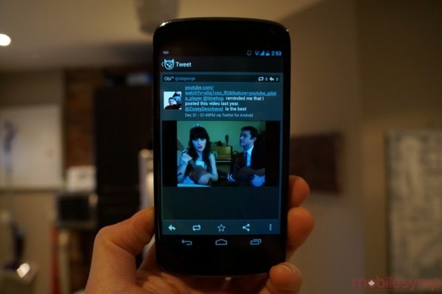 The Best of 2012: Falcon Pro, The Best Social Networking App