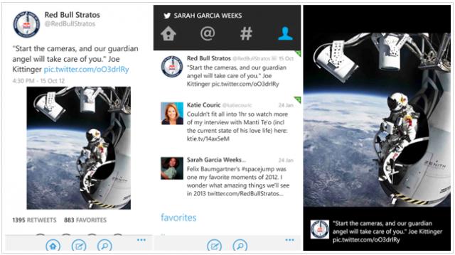 twitter-windows phone