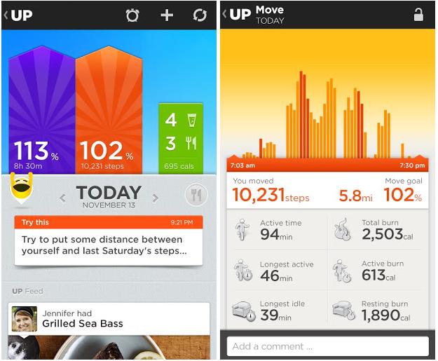 Jawbone UP24 and UP 3.0 Review - SlashGear