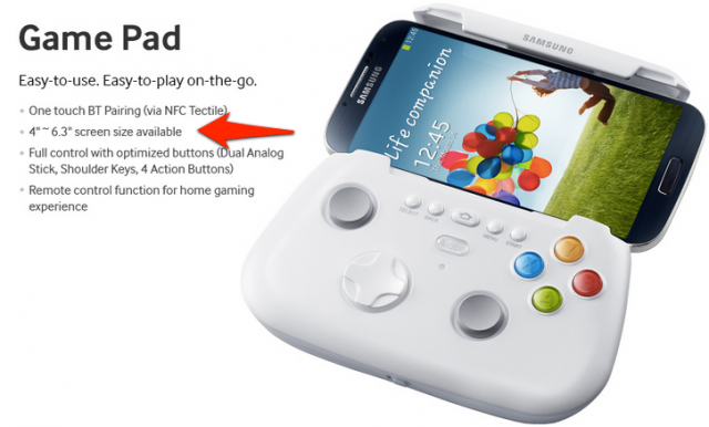 Samsung Game Pad announced with support for devices up to ...