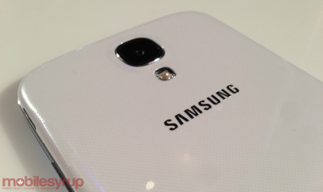WIND Mobile Samsung Galaxy S 4 pre-registrations now open