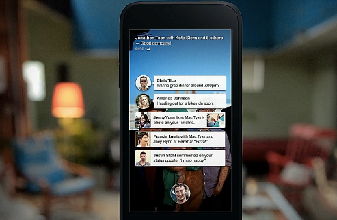 Facebook Announces 'Home' App Suite For Android, Available April 12