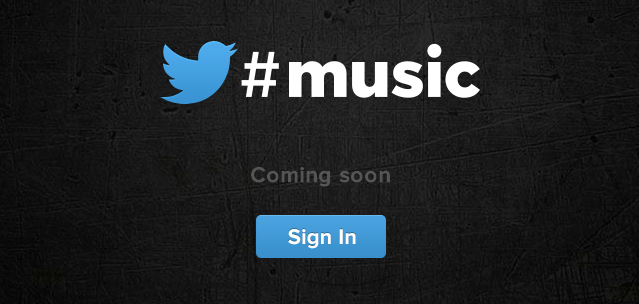 Twitter confirmed to be launching music service, coming very soon
