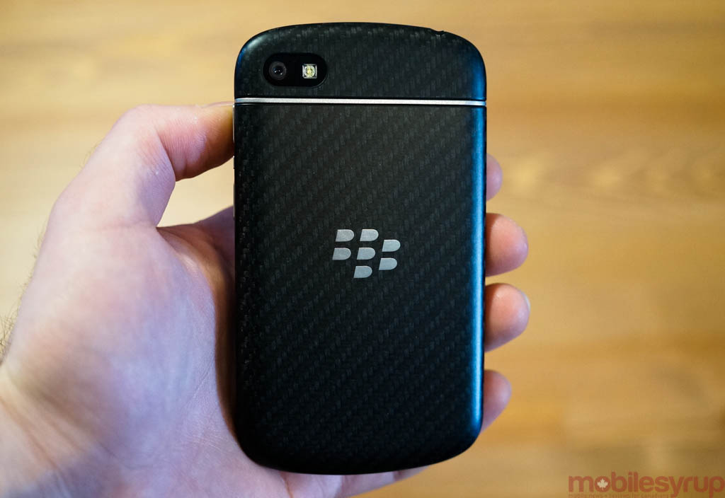 BlackBerry reportedly in talks to go private