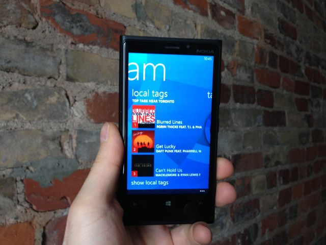 Shazam launches on Windows Phone 8 with live tile scanning and Nokia Music integration