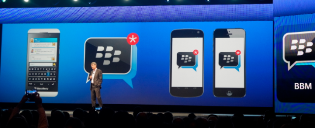 BBM for Android and iOS launching this Summer, will be free