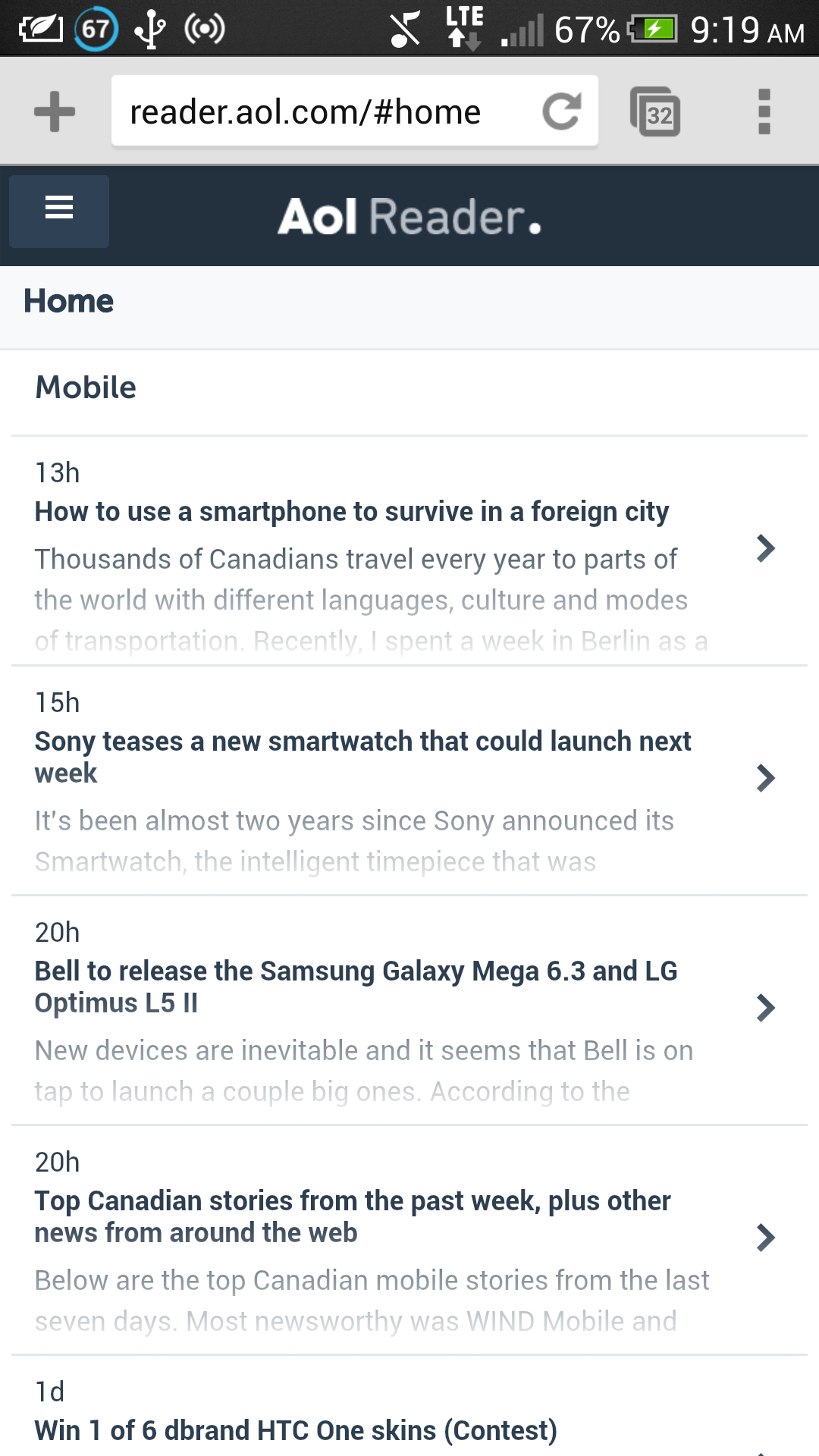 AOL Reader beta goes live as a competent Google Reader ...