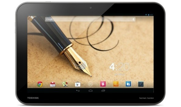 Toshiba announces three 10.1-inch Excite tablets including a $600 Galaxy Note competitor