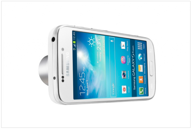 Samsung officially announces the GALAXY S4 Zoom