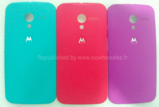 purported photo of multicoloured moto x backplates emerges. Black Bedroom Furniture Sets. Home Design Ideas
