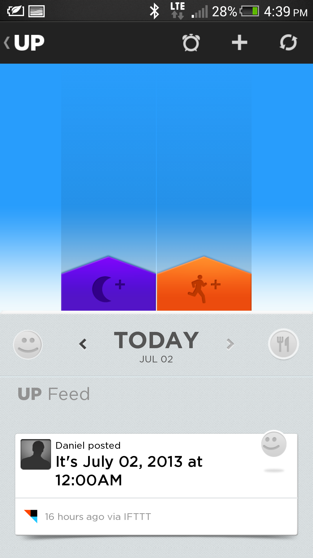 Jawbone brings UP Platform to Android devices in latest update