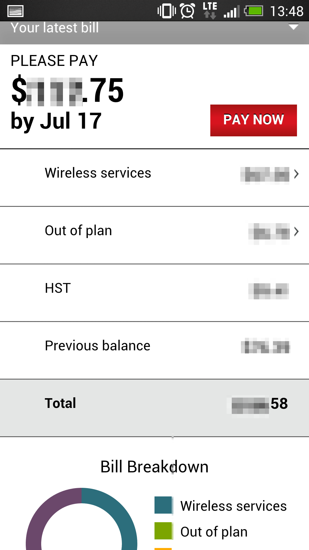 Rogers piloting mobile bill payment portal with select customers in Ontario