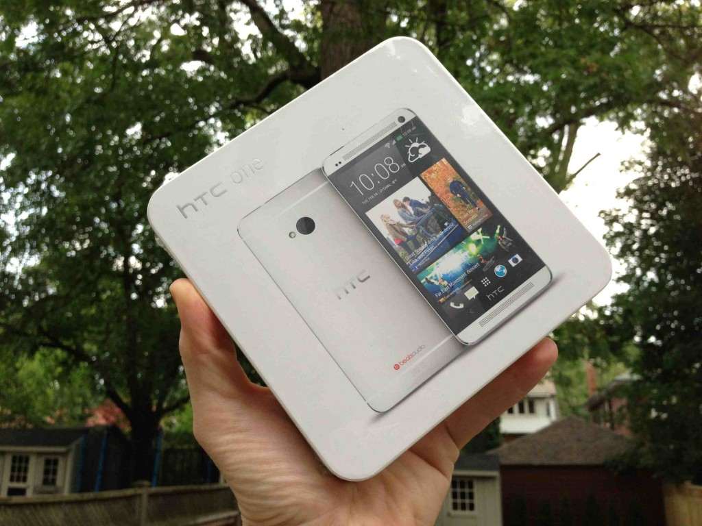 Winner announced in our HTC One contest!