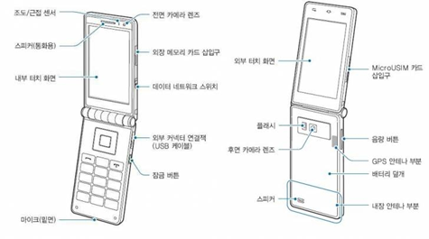 Behold the Samsung Galaxy Folder: An Android-powered flip phone
