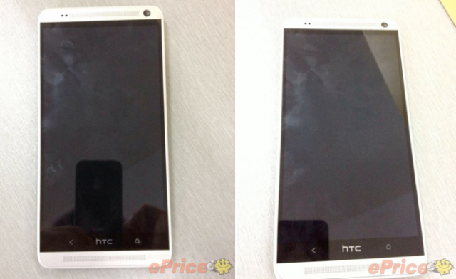 HTC One Max leaks online, shows its size