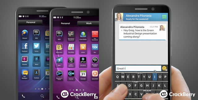 """""""BlackBerry Z30"""" images and video tutorials appear in ..."""