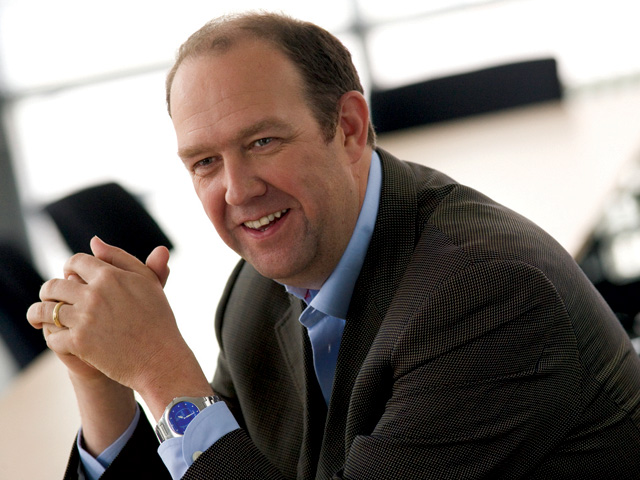 Rogers CEO Guy Laurence
