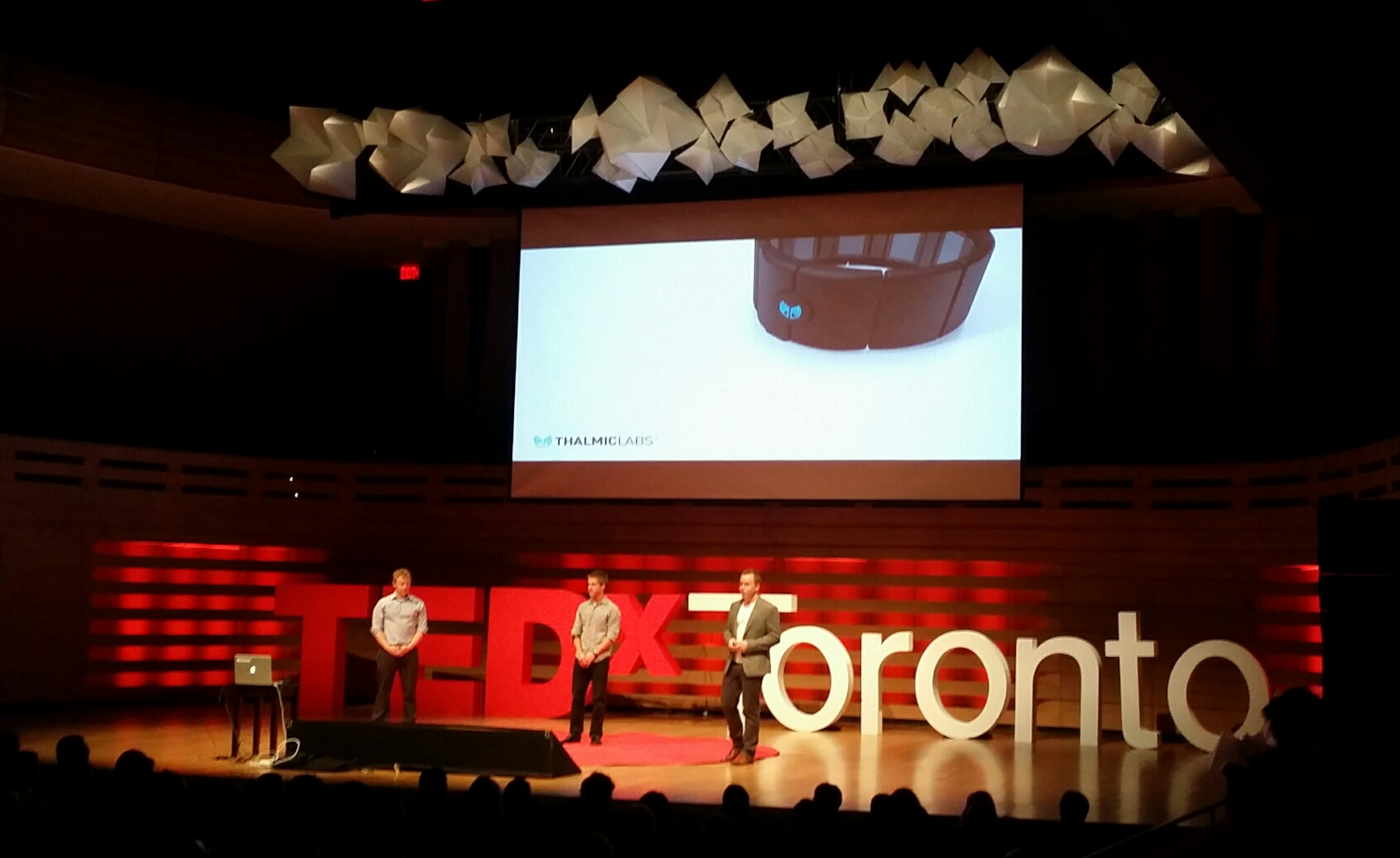 From TEDxToronto to the trenches, a glimpse of technology's future